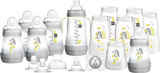 Amazon.com: Juego de iniciación de botellas anticólicas ...
