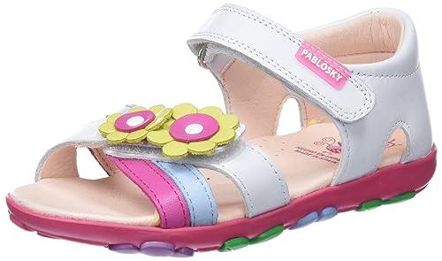 c5996c513ed1 Pablosky Girls  31300 Open Toe Sandals  Amazon.co.uk  Shoes   Bags