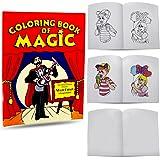 magic makers magic coloring book 85 x 11 inches - A Fun Magic Coloring Book