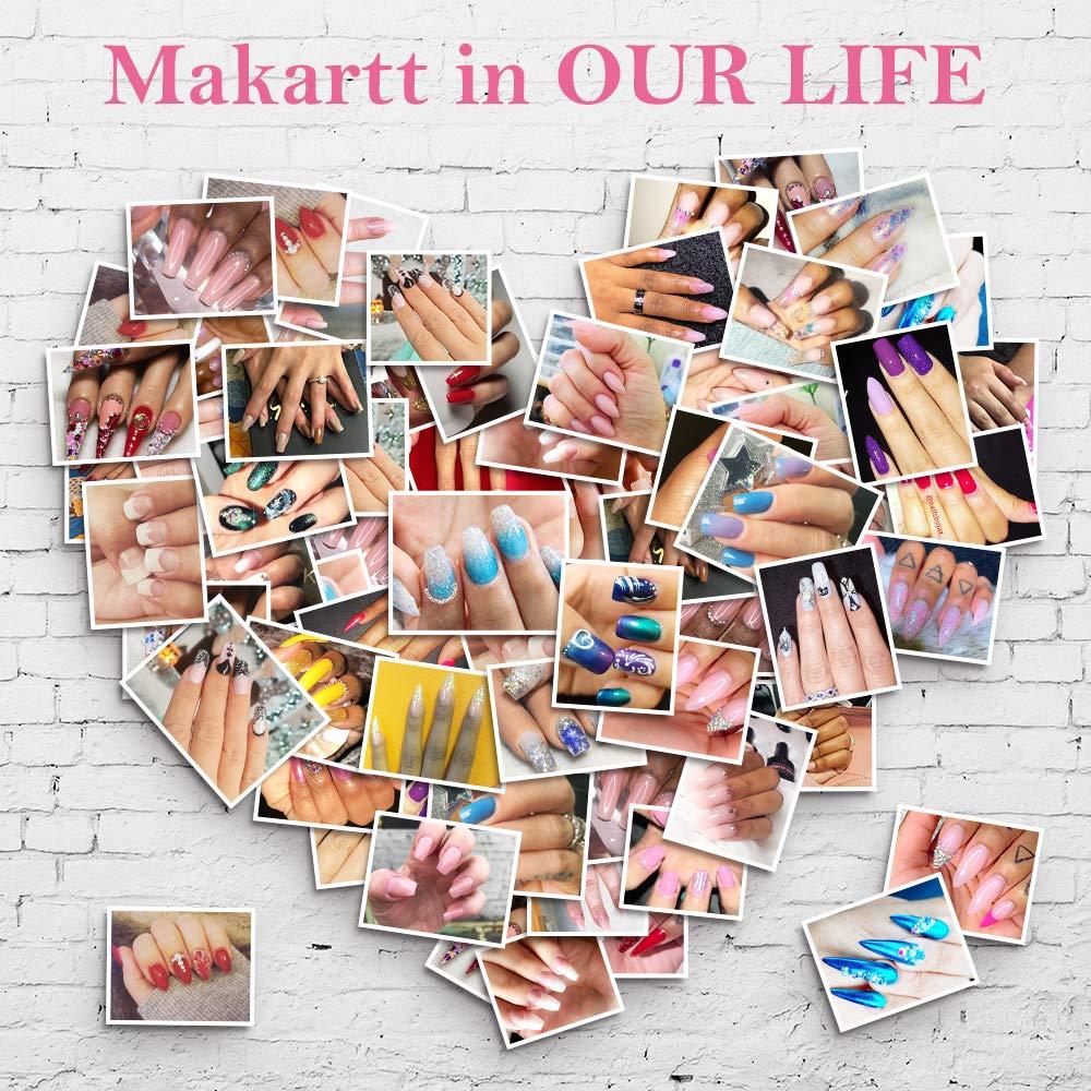 Amazon.com: Makartt - Pegamento para uñas acrílicas ...