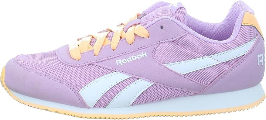 Reebok Royal Cljog 2, Zapatillas de Running para Niñas, Multicolor (Moonglowwhtdesert), 36.5 EU: Amazon.es: Zapatos y complementos