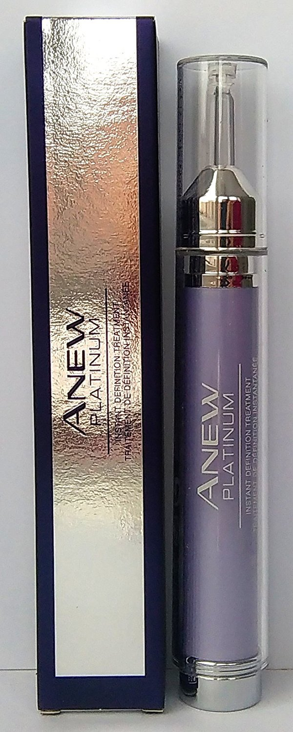 Anew Platinum 60+ Instant Definition Treatment - 15ml by Avon Anew