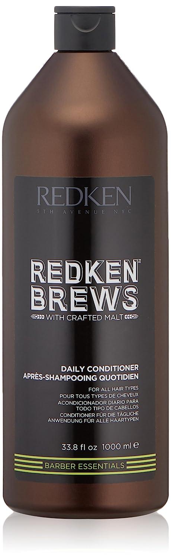 Redken Brews Daily Conditioner, 33.8 fl. oz. L' Oreal USA S/D INC. Professional Products (Redken Brews)