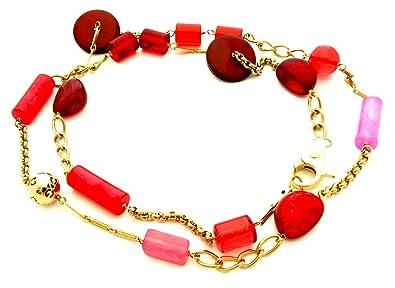 Dolce & Gabbana Women 18 k (750) Stainless Steel Accessories PbMq18x
