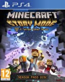 Telltale Games Minecraft: Story Mode, PS4 Season Pass PlayStation 4 French video game - Video Games (PS4, PlayStation 4, Action / Adventure, Multiplayer mode, RP (Rating Pending))