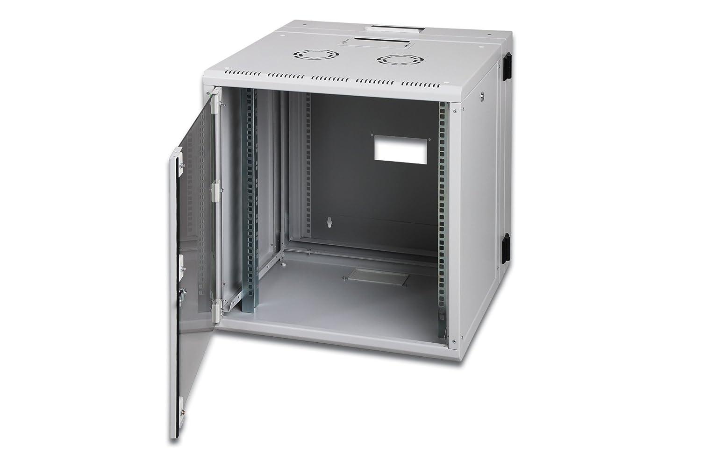 DIGITUS Professional 12HE Netzwerk Wandgehäuse: Amazon.de: Computer ...