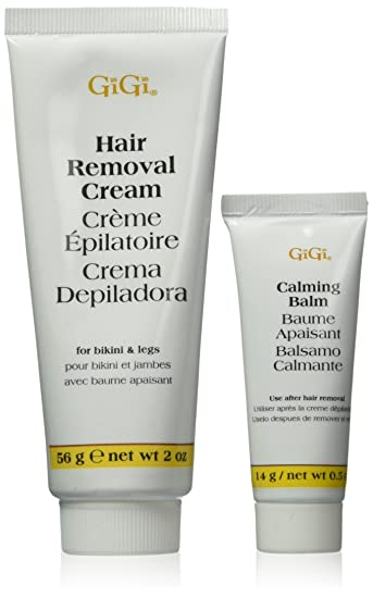 Gigi GG-445 Hair Removal Cream for Legs and Bikini