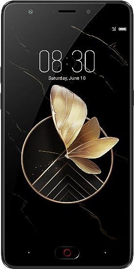 Archos Diamond Gamma Smartphone débloqué 4G (Ecran : 5,5 pouces - 32 Go - 3  Go RAM - Double Micro-SIM - Android 7.0 Nougat) Noir