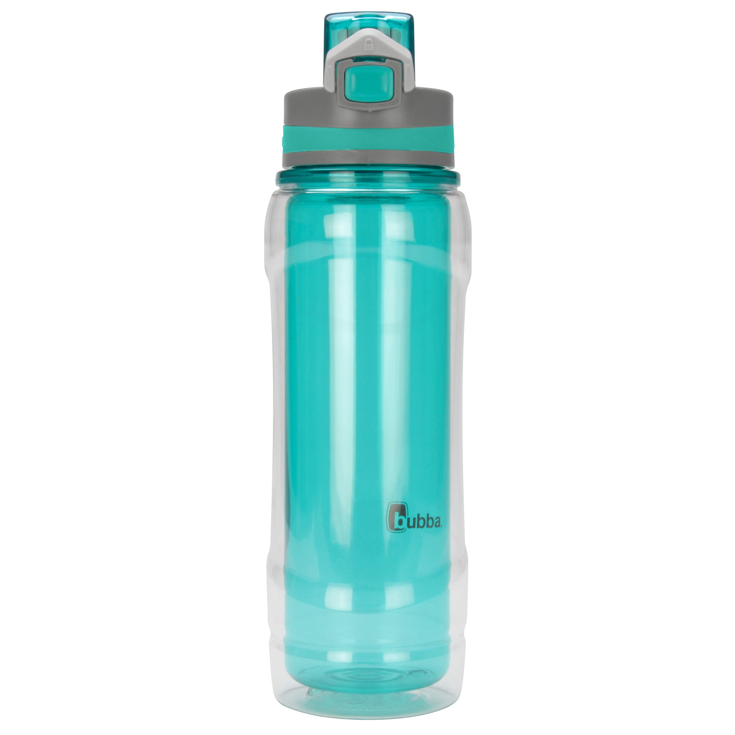 Bubba Flo Duo Refresh Insulated Water Bottle, 24 oz, Island Teal