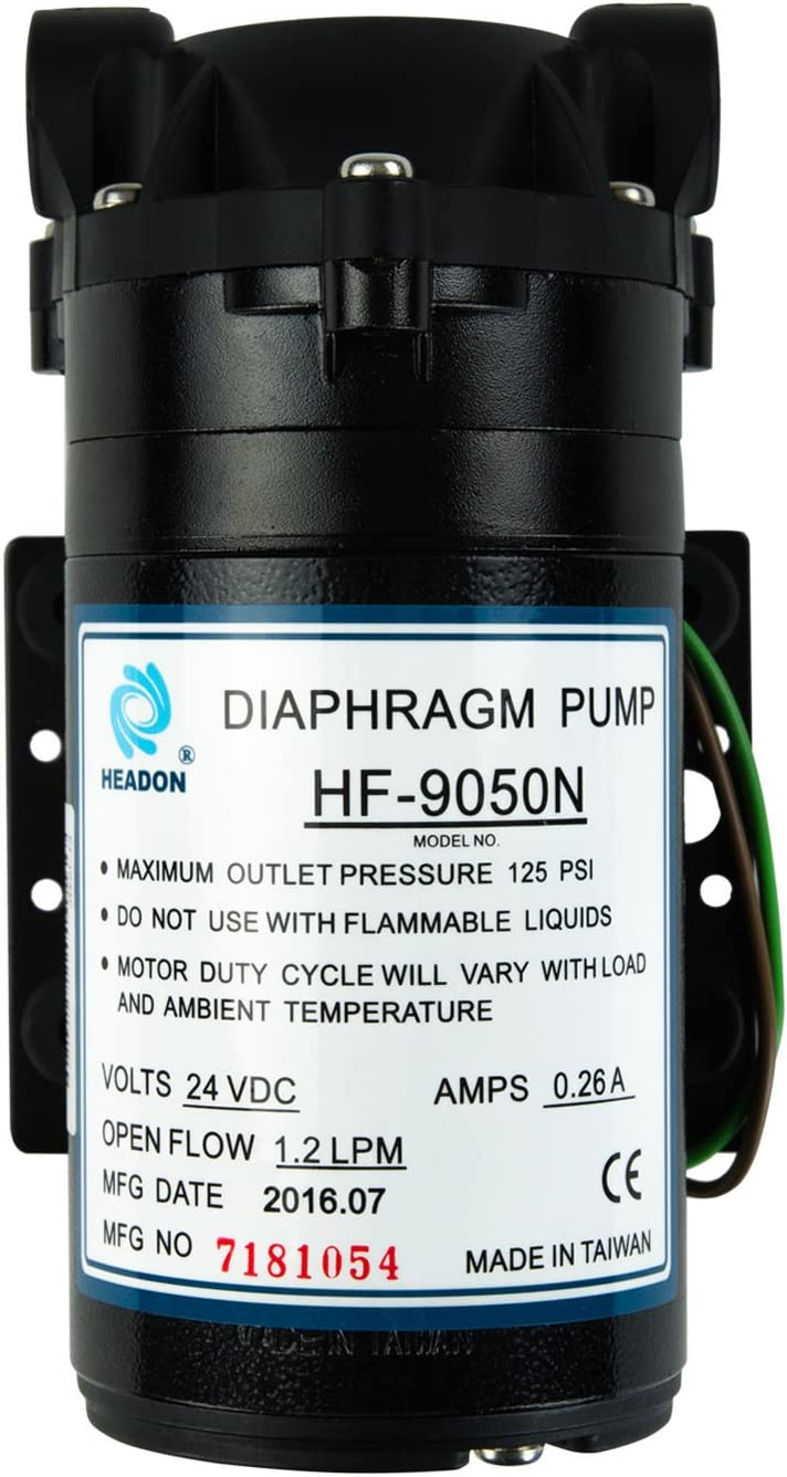 iSpring PMP5 RO Booster Pump Reviews