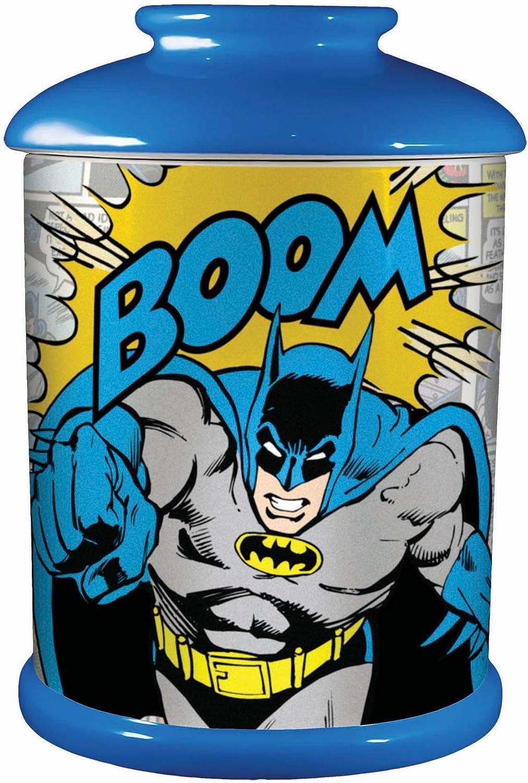 Spoontiques Batman Cookie Jar, One Size, Multicolored