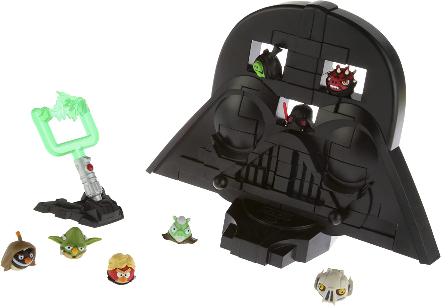 Angry Bird - Juego diseño Star Wars, Darth Vader( Hasbro A4805E24) , color/modelo surtido