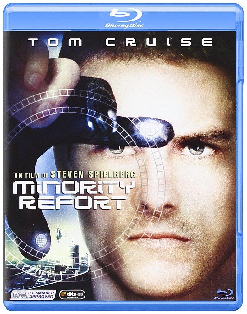 Minority report [Italia] [Blu-ray]
