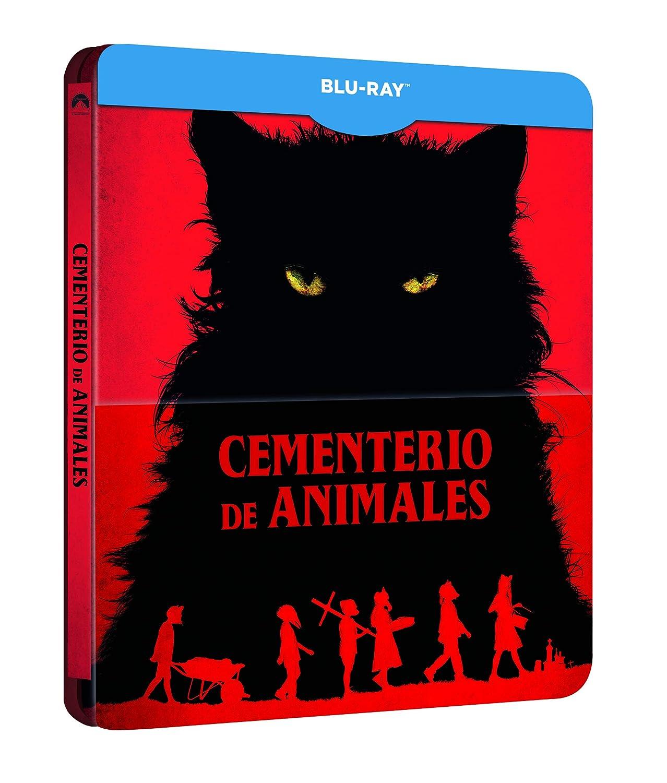 Cementerio de Animales - Edición Especial Metálica BD Blu ...
