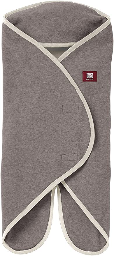 1 Red Castle Babynomade Fleece Cover Double China Beige//Ecru Size