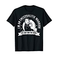 Encephalitis Warrior NFTW T-Shirt - Encephalitis Awareness