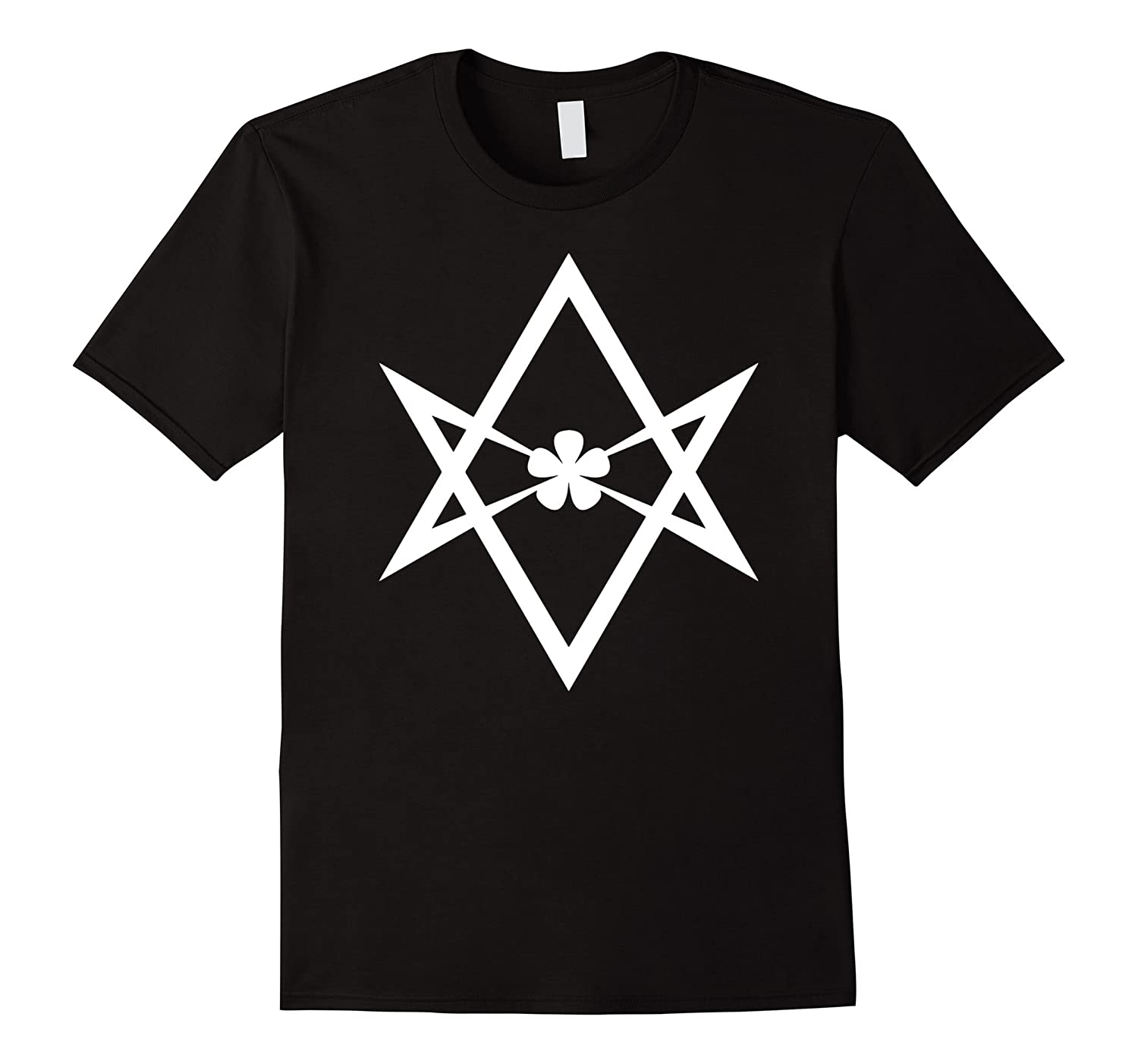Thelema (Unicursal Hexagram) T-Shirt-ANZ