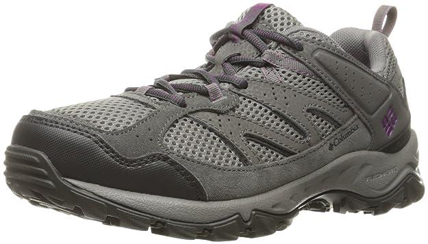Columbia Plains Ridge Women's ... Waterproof Hiking Shoes cesfEt