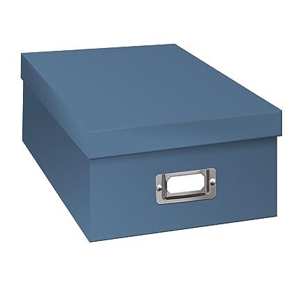 Incroyable Amazon.com: Pioneer Photo Albums B 1S/SB B 1S Photo Storage Box, Sky Blue:  Arts, Crafts U0026 Sewing