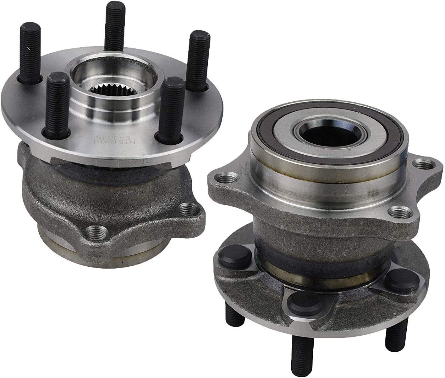 Stirling 2011 For Subaru Outback 2.5i Front Wheel Bearing and Hub Assembly x 1