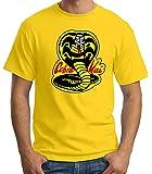 35mm - Camiseta Hombre - Karate Kid - Cobra Kai - T-Shirt