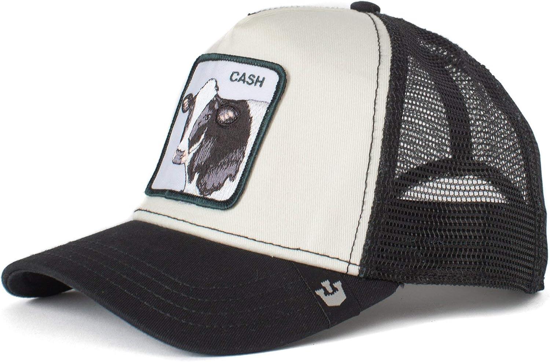 Goorin Bros Animal Farm Trucker Cap Baseball Hat BOFER