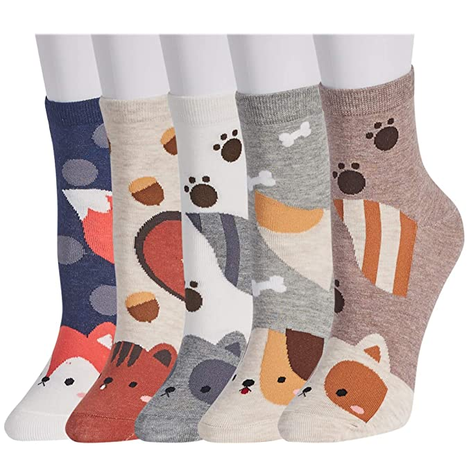 calcetines forma animales