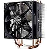 Cooler Master Hyper 212 Evo CPU Cooler, 4 CDC Heatpipes, 120mm PWM Fan, Aluminum Fins for AMD Ryzen/Intel LG1151