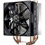 Cooler Master Hyper 212 Evo CPU Cooler, 4 CDC Heatpipes, 120mm PWM Fan, Aluminum Fins for AMD Ryzen/Intel LGA1200/1151…