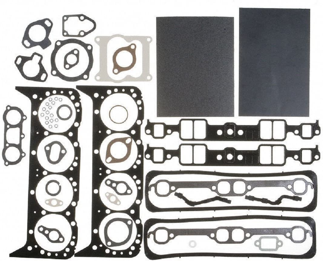 2 VICTOR Head Gaskets for MERCRUISER 260 OMC VOLVO CHEVY MARINE 327 350 5.7 V8 2 Gaskets