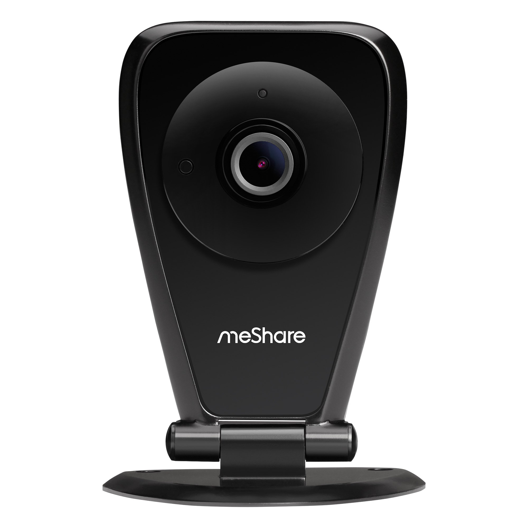 meShare Cloud Cam Bundle Indoor - 1080p Wireless Security Camera with Cloud AI Security Solution, Night Vision, and Two Way Audio, Works with Alexa 【Free 6 Month Cloud Service】 by meShare
