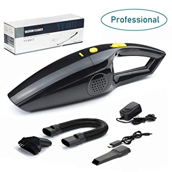 Cinlinso Rechargeable Cordless Pet Hair Vacuum Cleaner