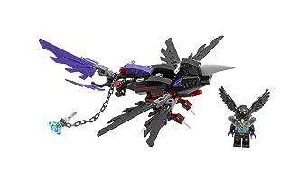 LEGO Chima 70001 - La Trivellatrice Artigliante di Crawley Lego Italy