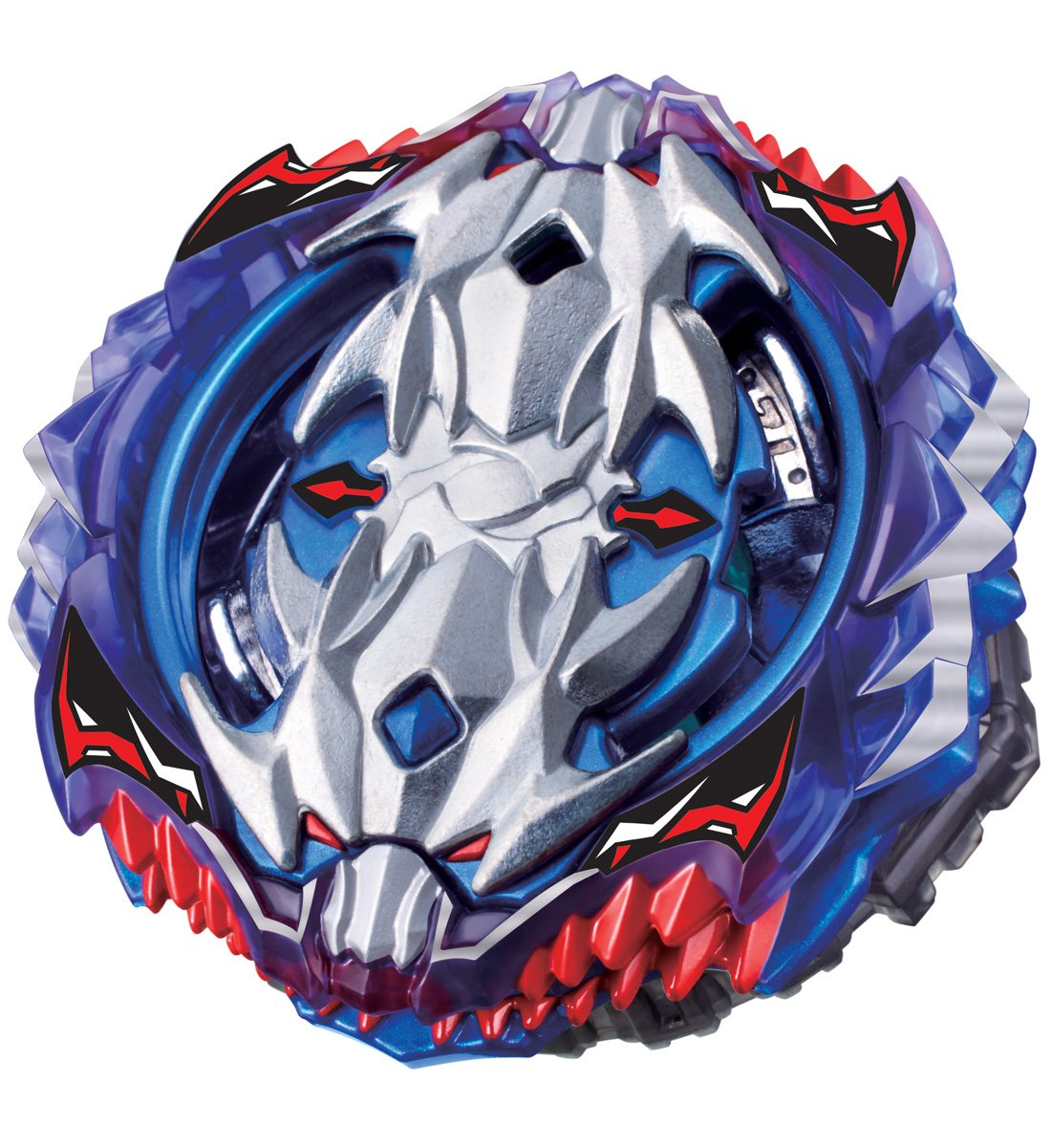 Takaratomy Beyblade Burst B-118 Random Booster Vol. 11 Vise Leopard.12L.Ds Attack Type