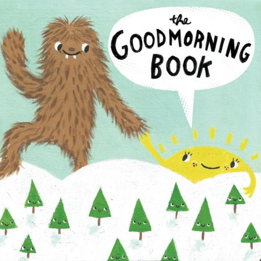 The Good Morning Book by Simply Read Books