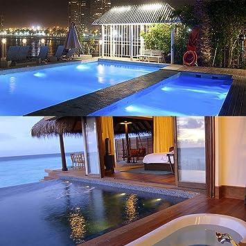HaoLin Swimming Pool LightingRGB,divingLEDlightwaterproofIP68 ...