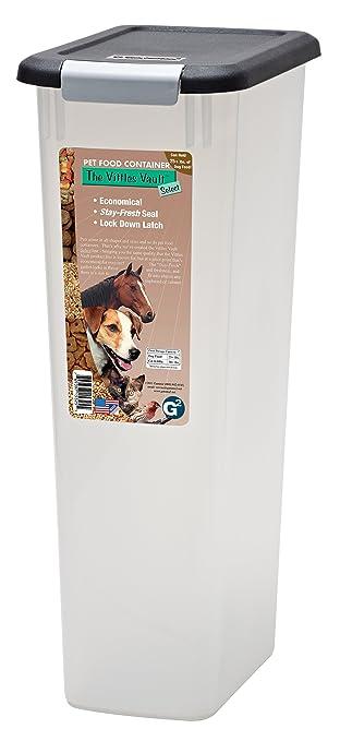 Amazon.com : Gamma2 Vittles Vault 25 Lb Pet Food Container : Pet Food  Storage Products : Pet Supplies