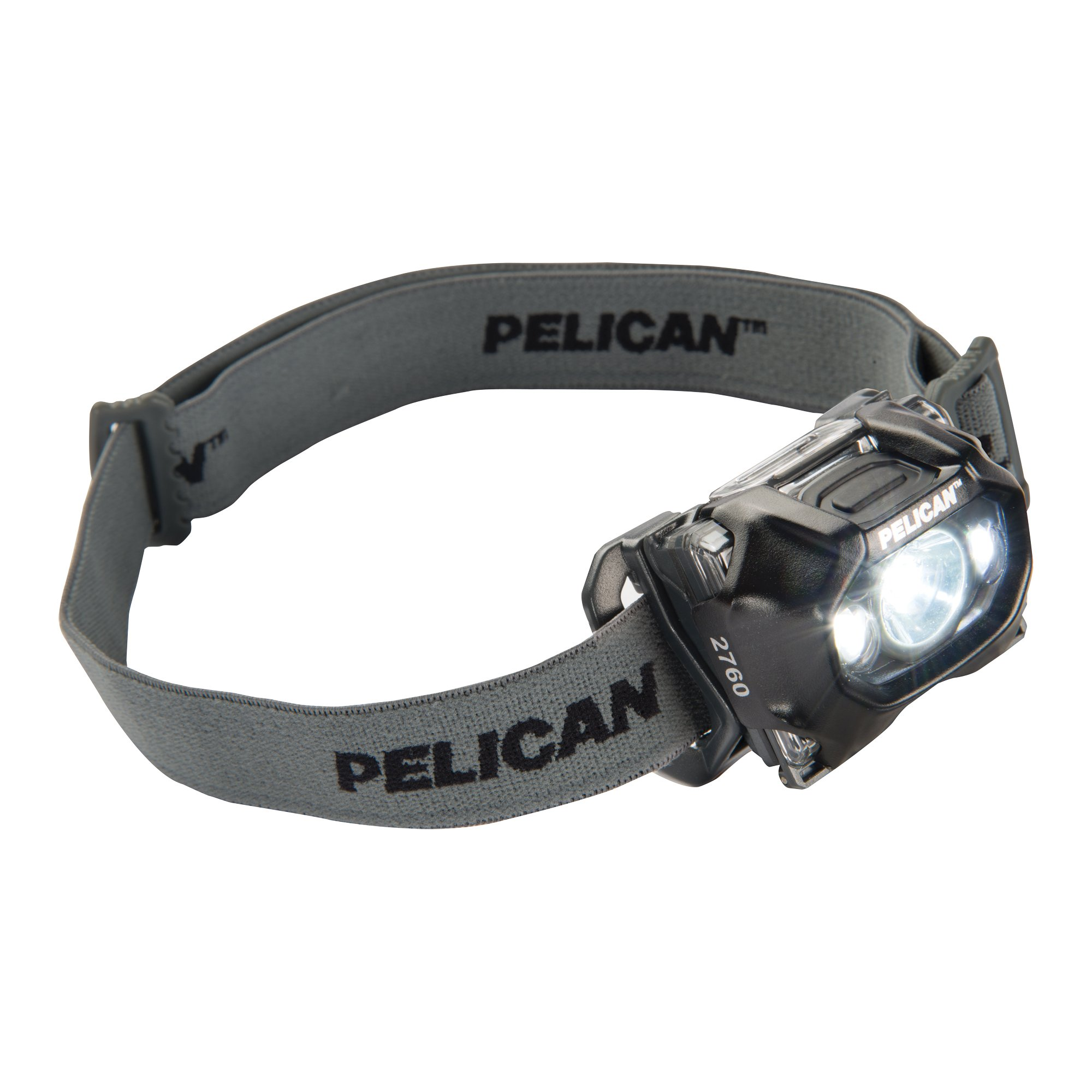 Pelican 2760 Headlamp (Black) by Pelican