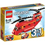 LEGO Creator 31003: Red Rotors