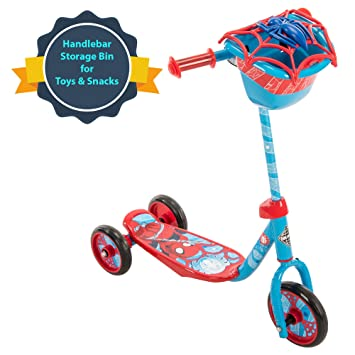 Huffy Patinete Preescolar de Tres Ruedas Disney Pixar Cars ...