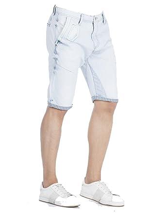 Cipo   Baxx Herren Bermuda Freizeit Shorts kurze Hose in Regular Fit aus  100% Baumwolle  Amazon.de  Bekleidung 4ce88ba901