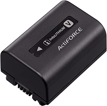Amazon Com Sony V Series Rechargeable Camcorder Battery Pack Electronics