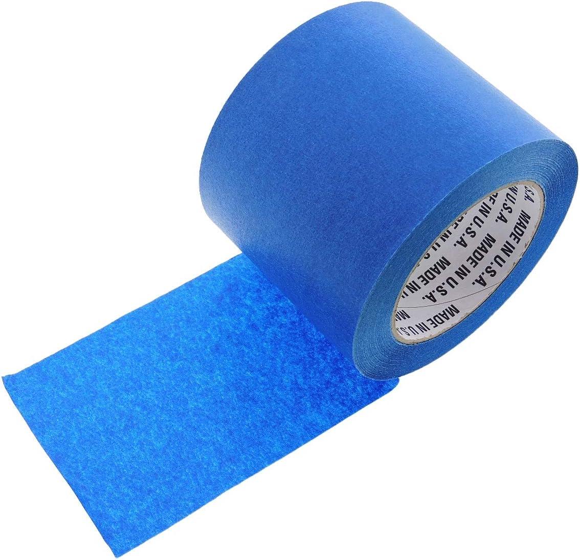 Cinta adhesiva de impresión 3D de 10,16 cm de ancho para pintor ...