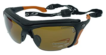 Gafas de sol Julbo Trek, Matt Negro / Naranja, Cameleon anti-niebla lentes