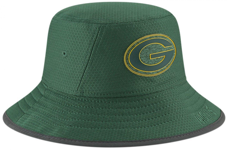3142fbb4 New Era NFL 2018 Training Camp Sideline Bucket Hat Team Color