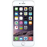 "Apple iPhone 6 16GB Silver - AT&T (4.7"" Retina HD touchscreen, A8 Chip, 8MP iSight Camera, Bluetooth 4.0, Wifi, Apple iOS)"