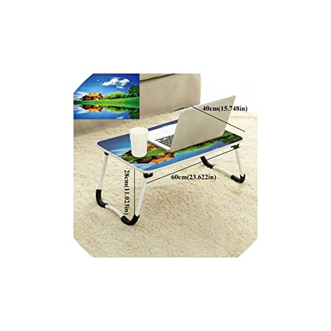 Amazon.com: Cuaderno plegable de madera antideslizante para ...