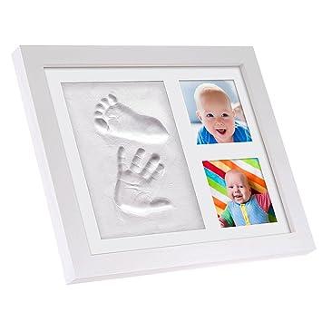 Babysimba Baby Gifts - Baby Hand Print Kit/ Baby Footprint Kit ...