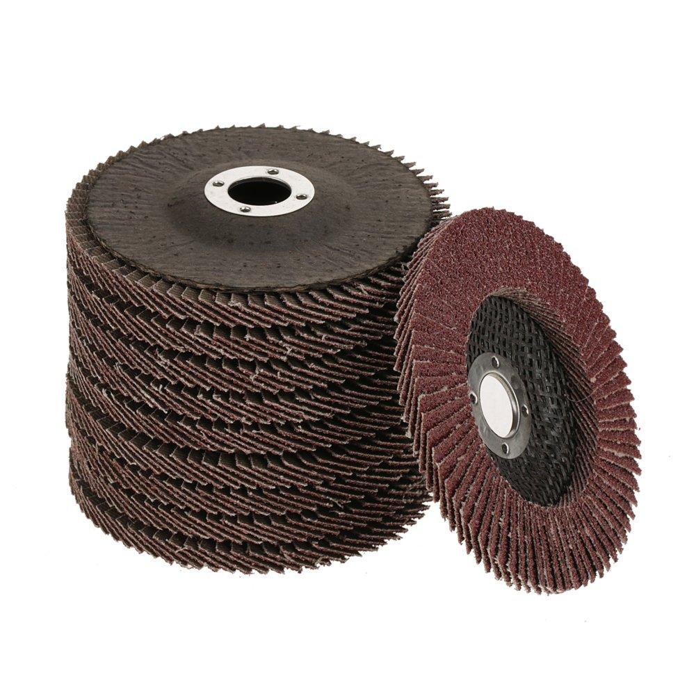 Fabulous 10Pcs Grit 60 Grinding Sanding Grinding Wheel Disc Polishing Spiritservingveterans Wood Chair Design Ideas Spiritservingveteransorg