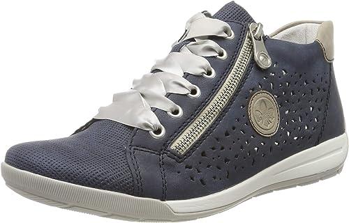 Rieker Damen M3045 15 Hohe Sneaker: : Schuhe